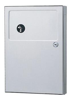 Bobrick 254 ClassicSeries 304 Stainless Steel Surface Mounte