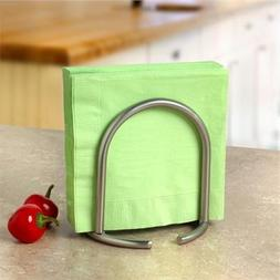 Spectrum 42378 Euro Napkin Holder - Color: Satin Nickel - 2