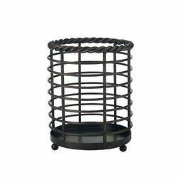 Gourmet Basics by Mikasa 5207443 Rope Kitchen Utensil Holder