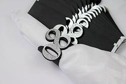 All About Details 80 Napkin Holders, 12pcs