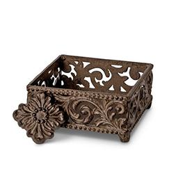 Acanthus Cocktail Napkin Holder
