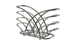 Spectrum Diversified Flower Napkin Holder, Chrome