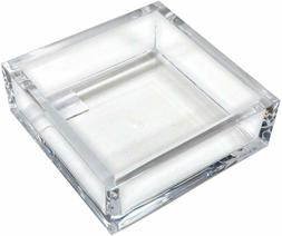 Entertaining with Caspari Acrylic Luncheon Napkin Holder