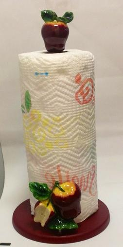 APPLE Paper Towel Holder Stand NEW