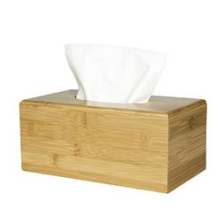 bamboo facial tissue cover