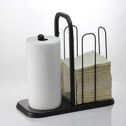 Officemate BreakCentral Breakroom Napkin and Towel Holder, B