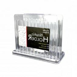 Bulk Buys HT344 Crystal Napkin Holder