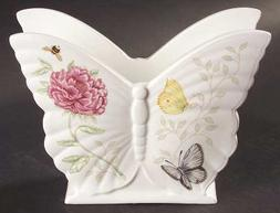 Lenox Butterfly Meadow Figurine Napkin Holder, Fine China Di