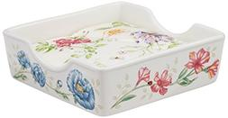 Butterfly Meadow Napkins Box with Pair Printed Napkins