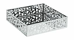 Alessi | Cactus - Design paper Napkin Holder, Stainless Stee