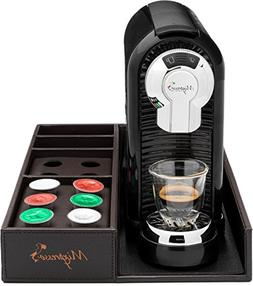 Coffee Caddy - For Espresso Machines and Capsules by Mixpres