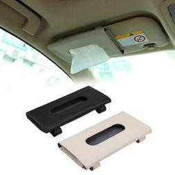 Car Microfiber Leather Tissue Box Napkin Paper Towel Case Ho