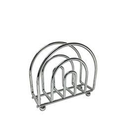 Chrome Plated Steel Napkin Holder, Napkin Organizer