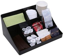 Best Organizer Condiment Coffee Cup Tea Holder Office Breakr