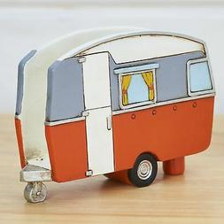 Country Camper Napkin Holder - Retro Dinner Table Decoration