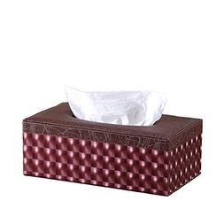 Hflove Creative 3d Cortical Shell Pattern Large Tissue Box