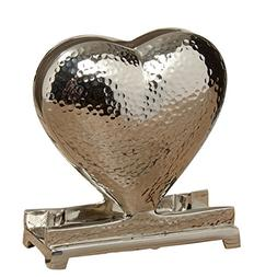 Whole House Worlds The Crosby Street Napkin Holder, Hammered