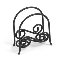Spectrum Diversified Designs 44310 Napkin Holder, Arch, Blac