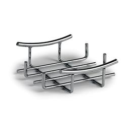 Spectrum Diversified Euro Flat Napkin Holder, Chrome