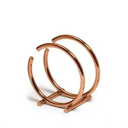 Spectrum Euro Round Napkin Holder - Color: Copper