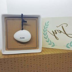 *FIRM PRICE* Rae Dunn Napkin Holder & Weight HOLD