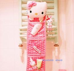 Hello KITTY Hanging Storage Pouch BAG CASE Holder BAG Sundri
