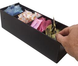 4 Slot Holder with Removable Dividers