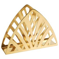 IKEA Napkin Holder Gold Brass color TILLSTÄLLNING Kitchen D