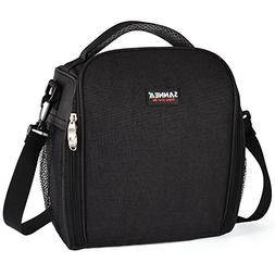 VARANO Insulated Lunch Bag/Adult Thermal Cooler Lunch Box To