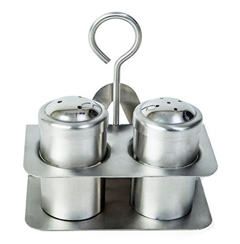 3-in-1 & Pepper Stand | Salt | Shaker set