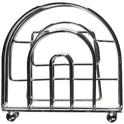 20210 steel napkin holder