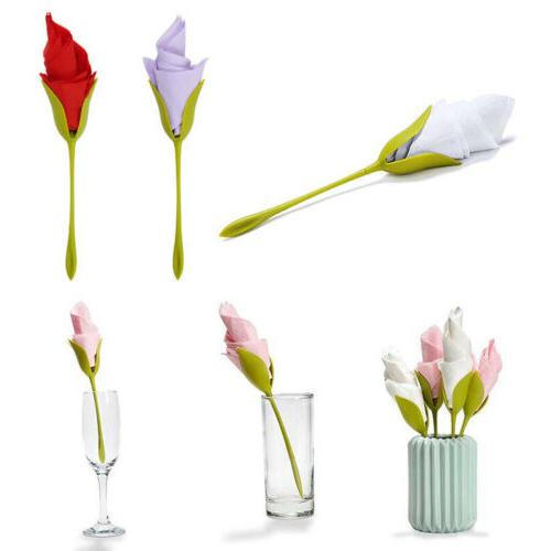 4PCS Buds Holder Flower
