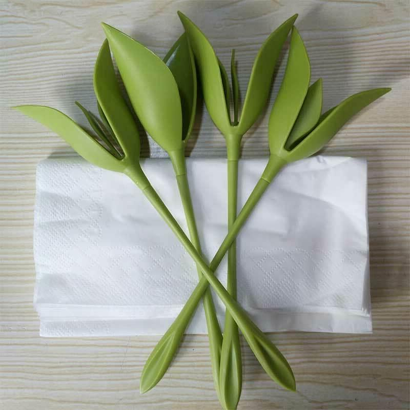 12X Napkin Table Twist Buds Bloom Serviette Table Hot