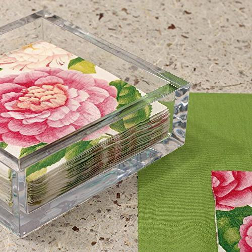 Caspari Acrylic Napkin Holder 1