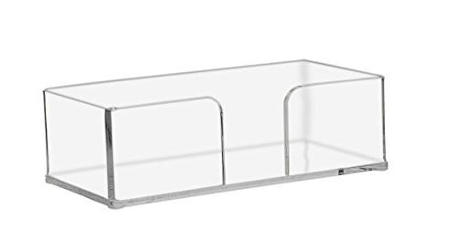 Marketing - Towel Holder Paper Hand Towels Accessories Acrylic Lucite