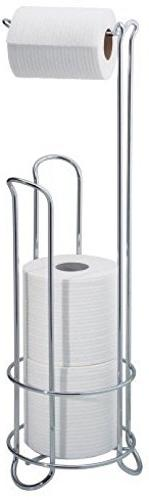 ah r international chrome wire frame bathroom toilet paper r