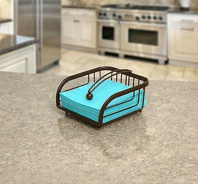 Ashley Weighted Holder, Bronze Kitchen New