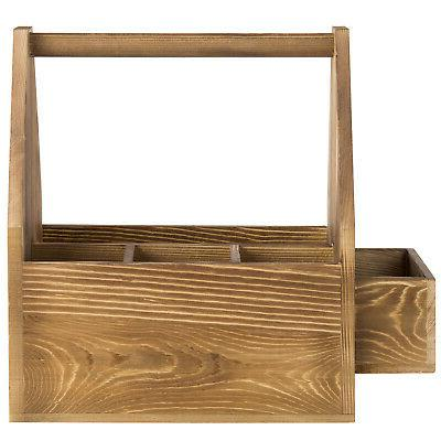 MyGift Utensils and Server Caddy with