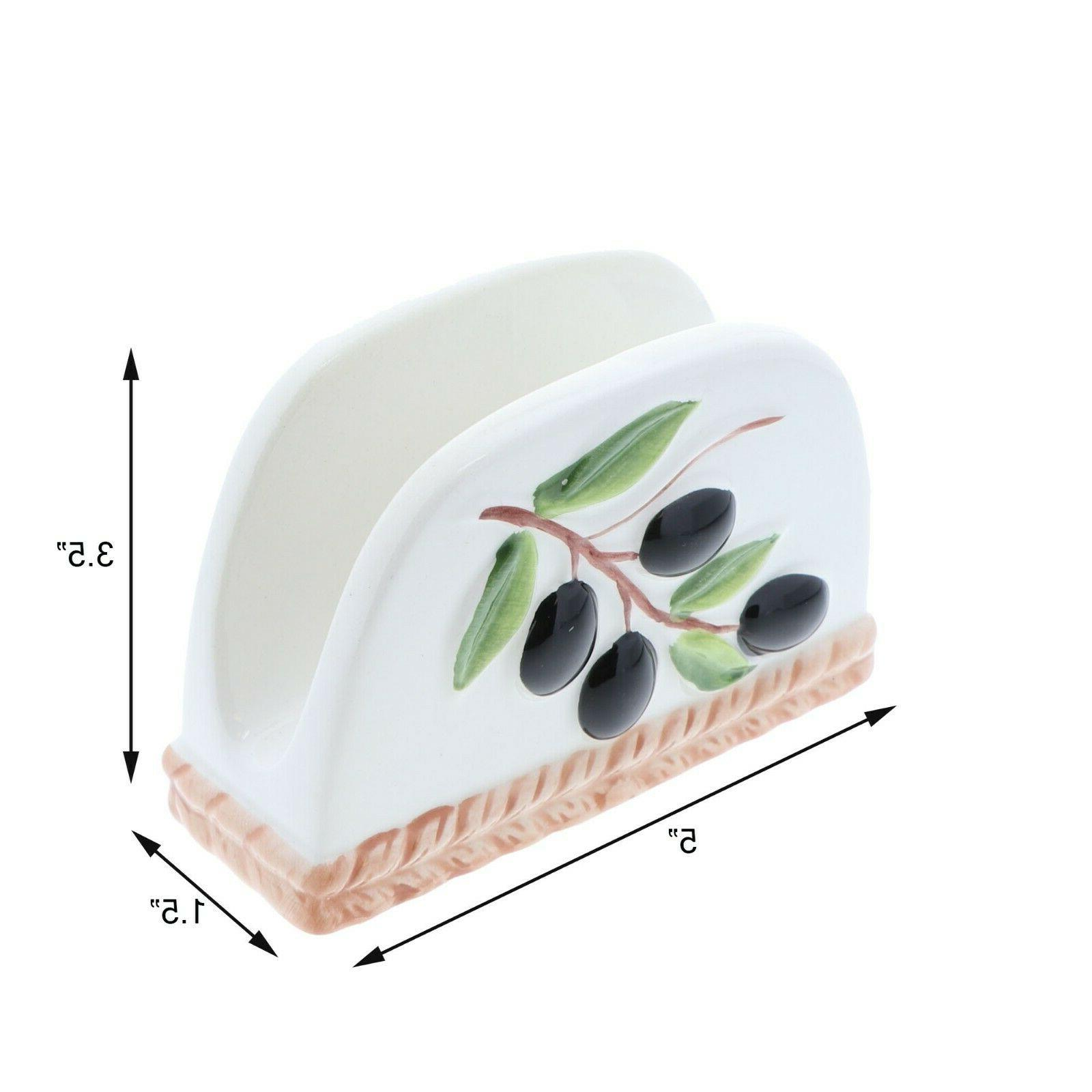 with Design Napkin Stand