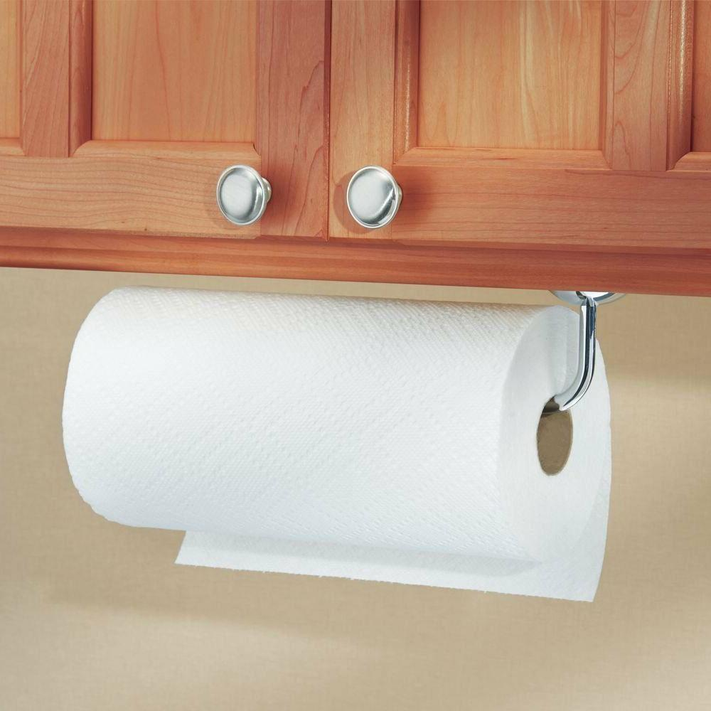 Classic Paper Towel Holder for Kitchen, Bathroom-Wall Mount