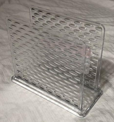 Cooking Concepts Napkin Holder Table Accessory New FREE Shipping