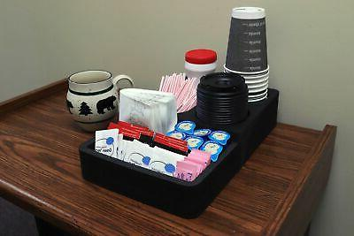 Organizer for Coffee Beverages More Home or Office