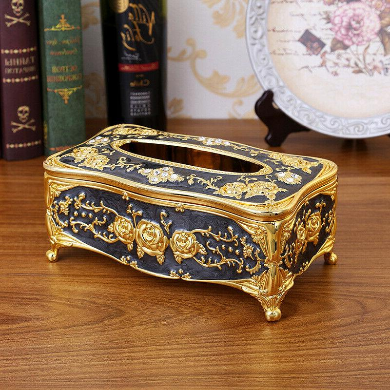 Retro Napkin Holder Case
