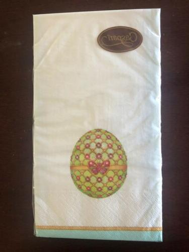 imperial eggs guest towels easter