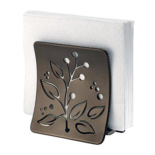 mdesign leaf napkin holder