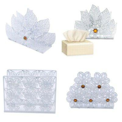metal napkin serviette holder napkin rack home