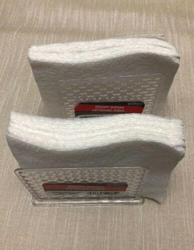 Napkin Holder Set 2 With Heigh Length