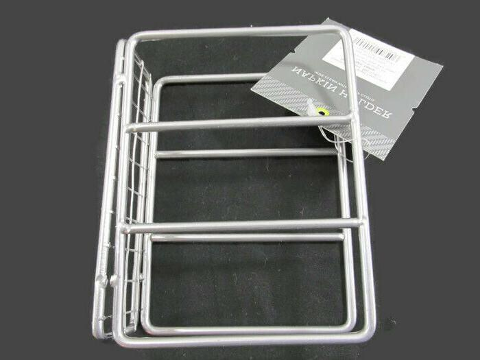 Threshold Holder Silver Metal And - & Dining Item