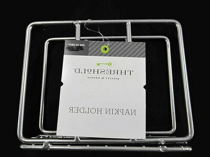 napkin holder silver metal quality and design