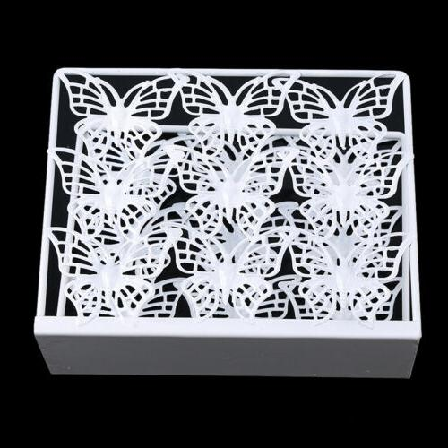 Metal Napkin Dispenser Home Party Dining Table